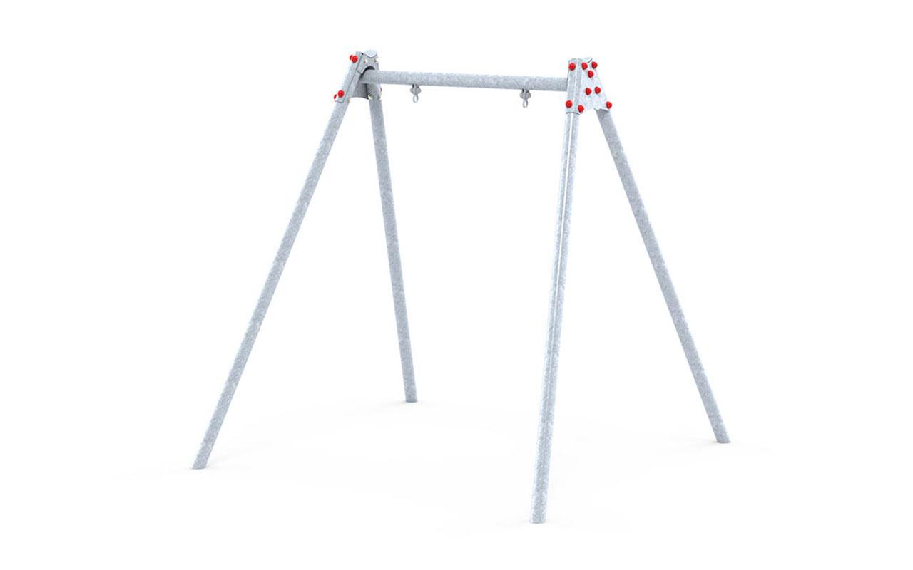 Led Single - Altalene in acciaio
