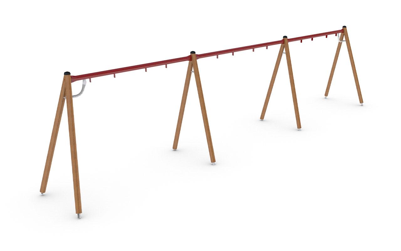 SWING TURO - Altalene in legno - Altalene in legno