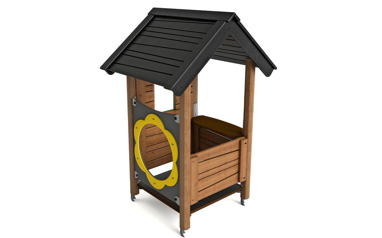 NEBI - Casette e capanne in legno - Casette e capanne in legno