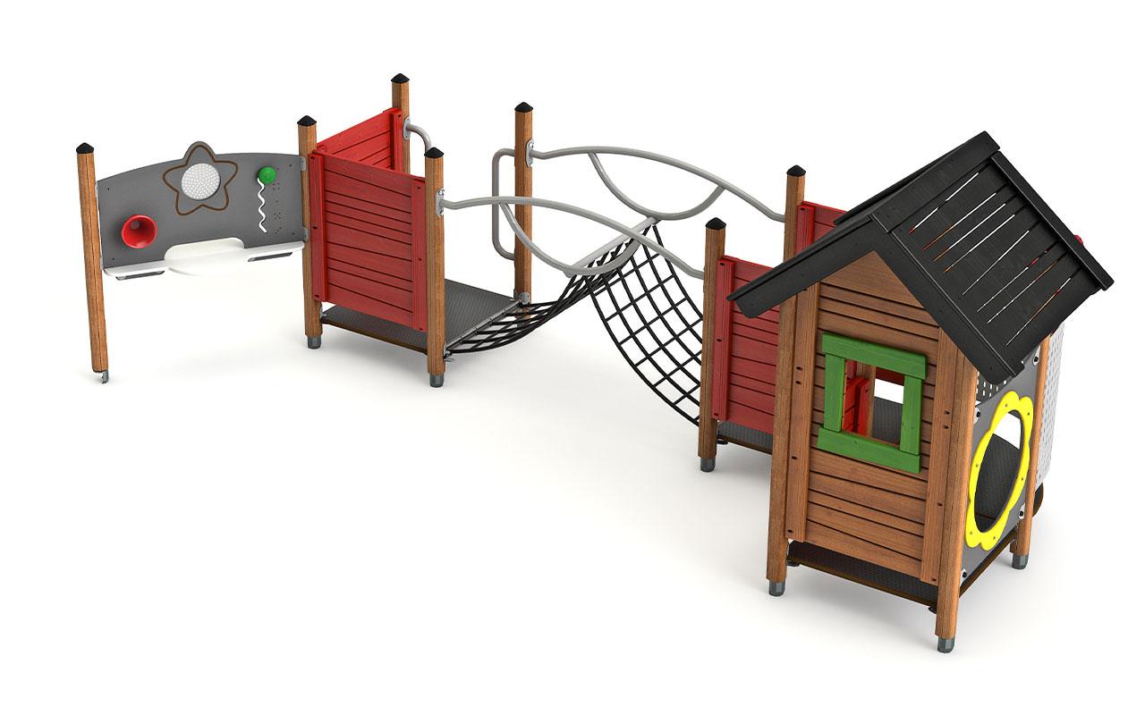 KELUS - Casette e capanne in legno