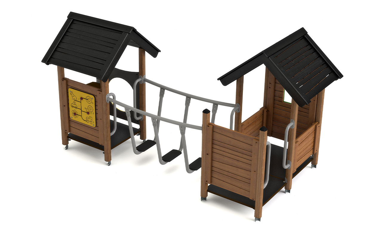 JOLAK - Casette e capanne in legno