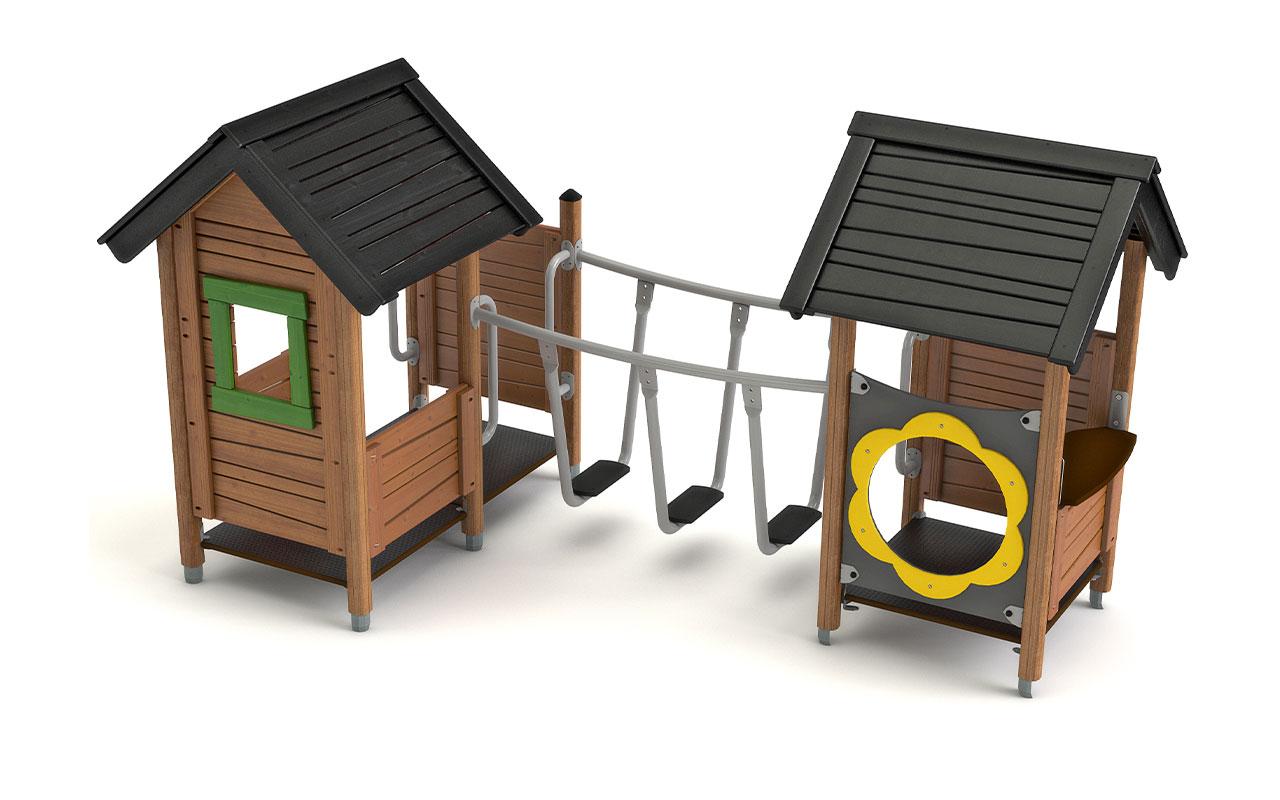 JOLAK - Casette e capanne in legno - Casette e capanne in legno