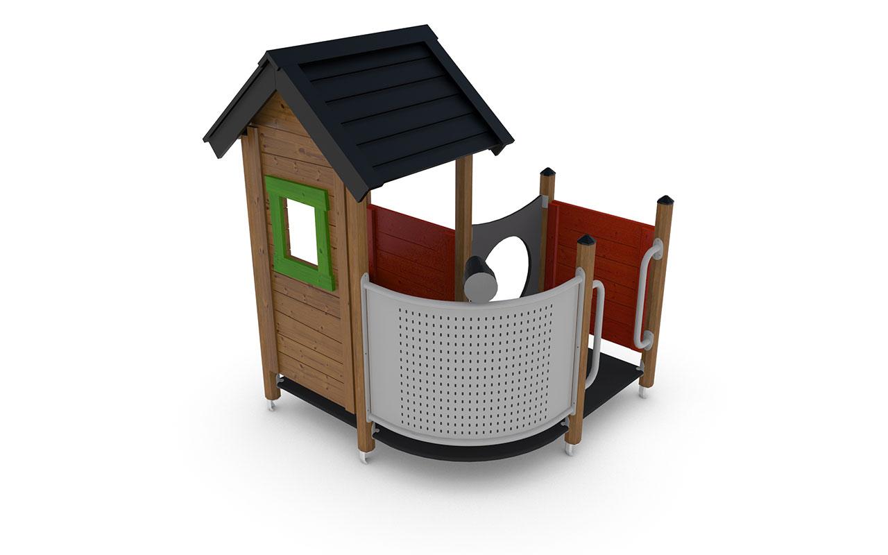 QARON - Casette e capanne in legno - Casette e capanne in legno