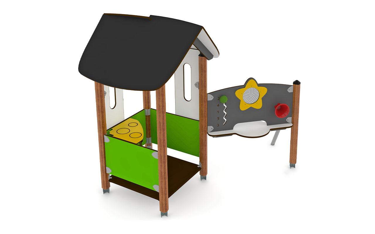 TYLLE - TYLLE - Casette e capanne in legno - Casette e capanne in legno