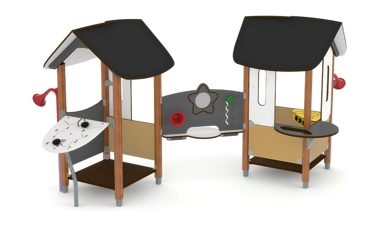 IZA - IZA - Casette e capanne in legno - Casette e capanne in legno