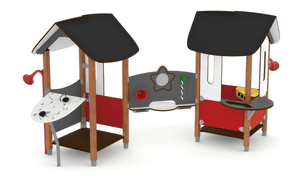 IZA - Casette e capanne in legno - Casette e capanne in legno