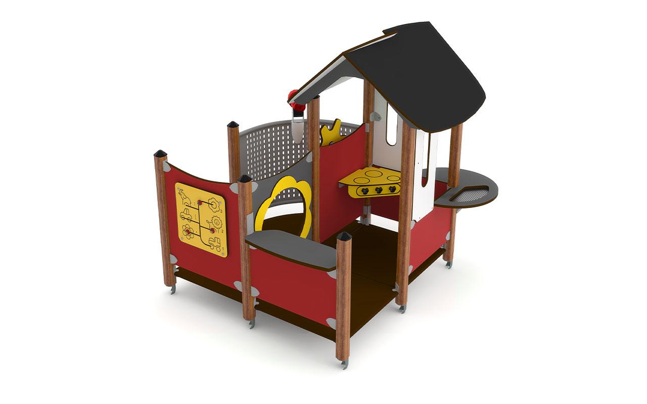ABBY - Casette e capanne in legno