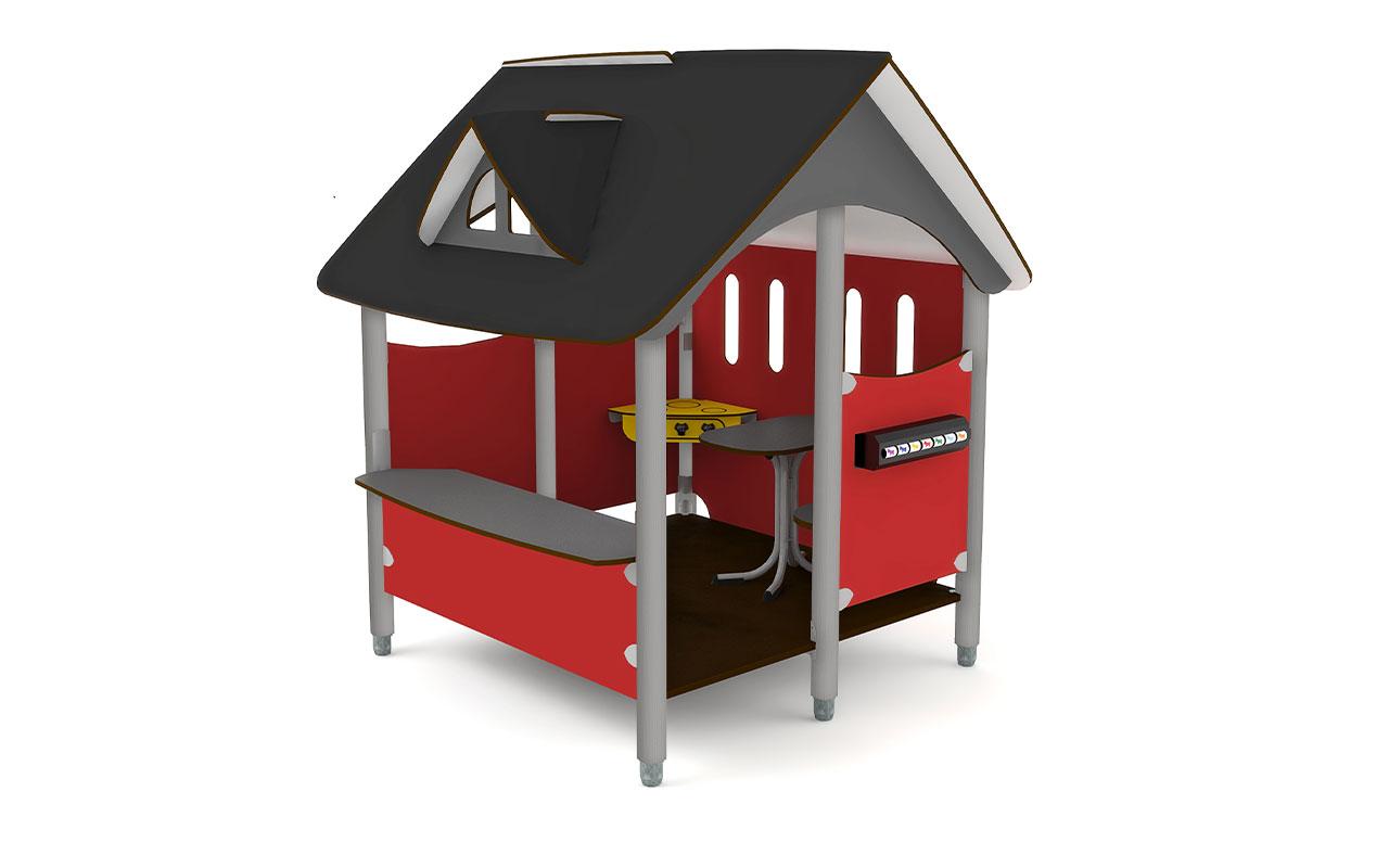 ZELLES - Casette e capanne in legno - Casette e capanne in legno