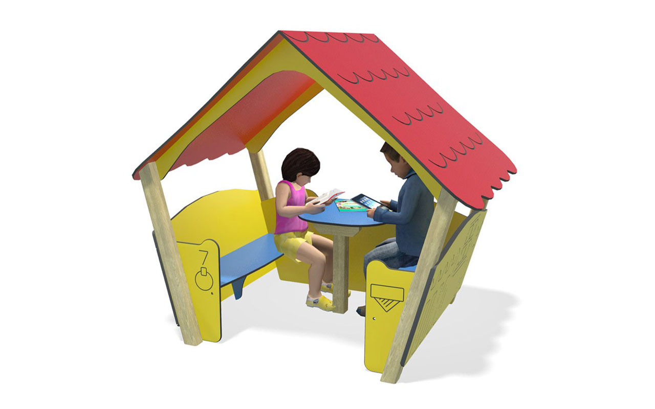 PLAY HOUSE - PLAY HOUSE - Casette e capanne in legno - Casette e capanne in legno