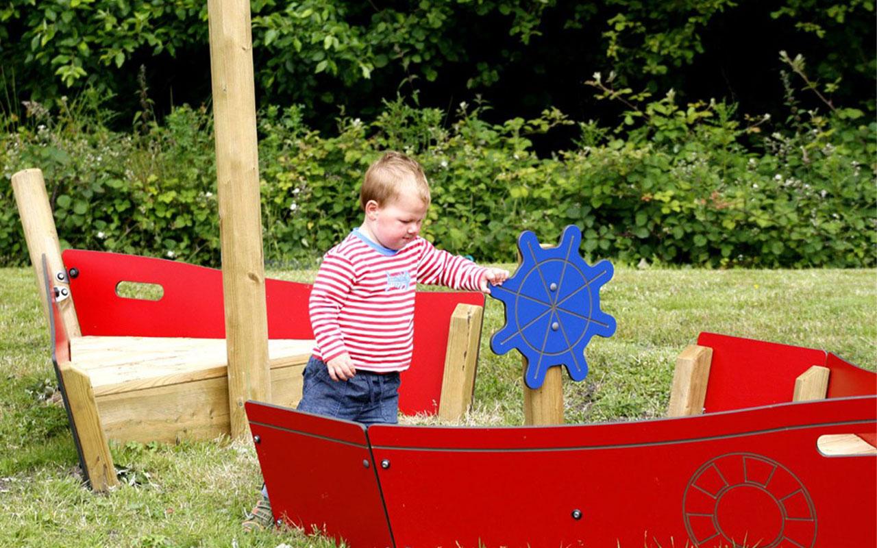 PLAY SHIP - Navi e veicoli in legno - Navi e veicoli in legno