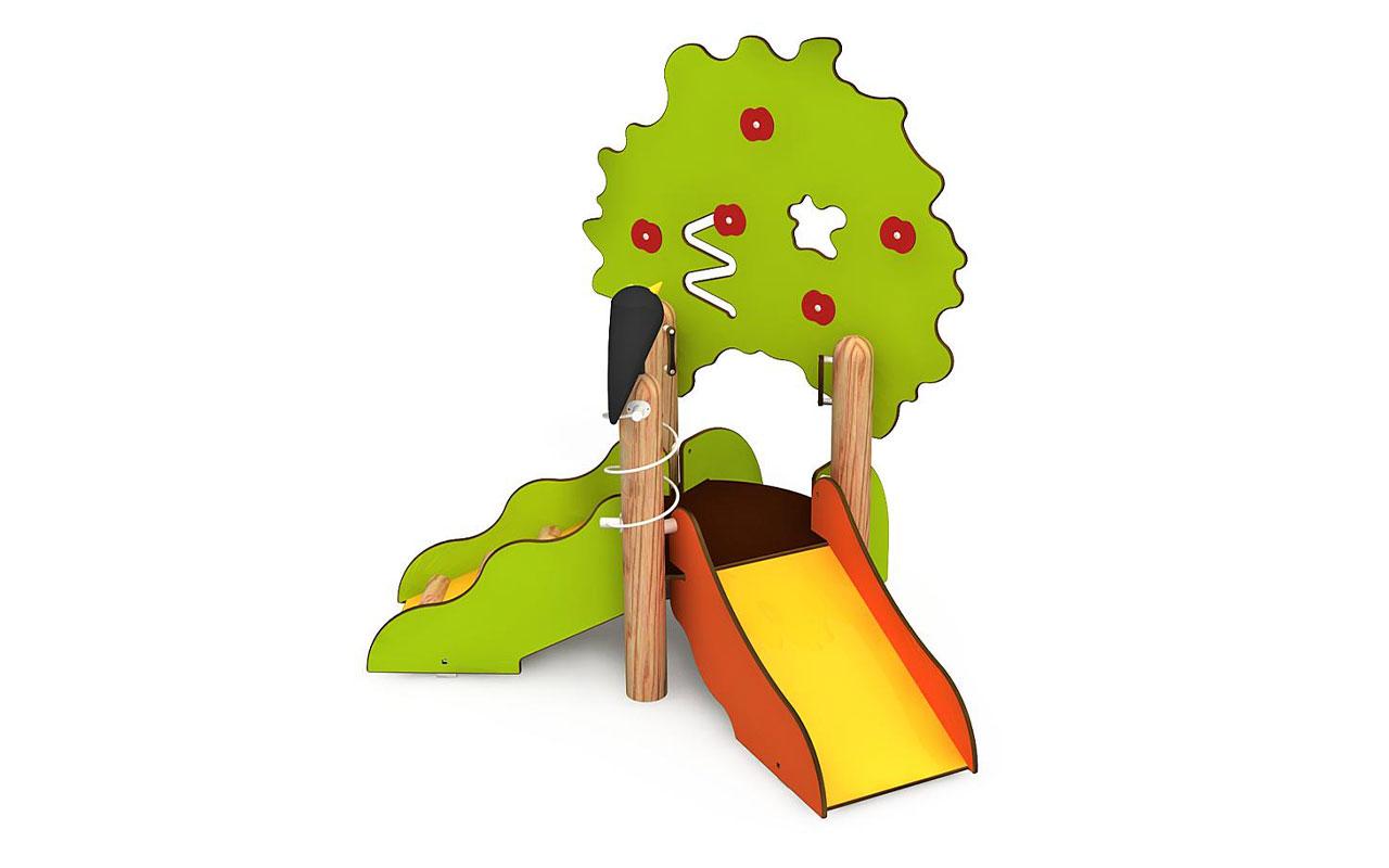 APPLE TREE - APPLE TREE - Giochi per Asili da esterno - Giochi per Asili da esterno