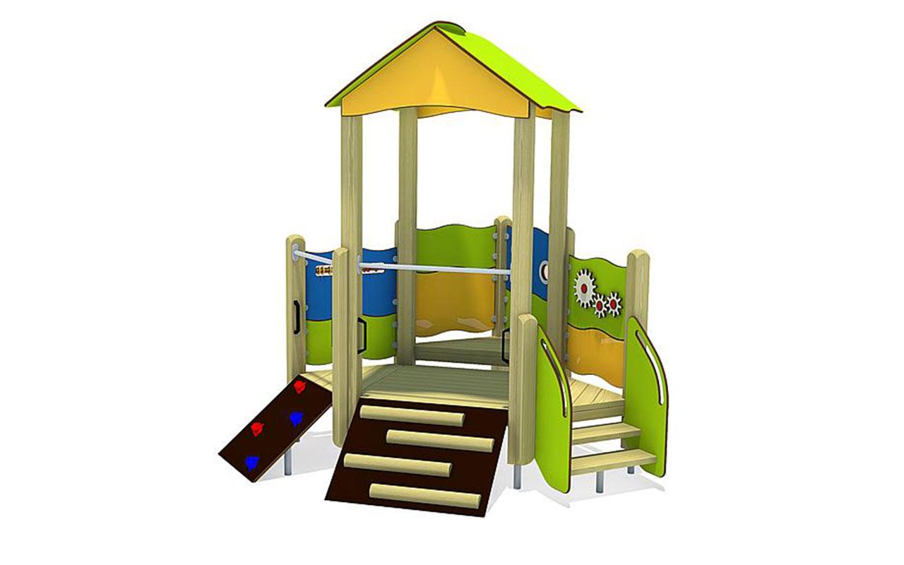 PLAYO LISA - Giochi per Asili da esterno