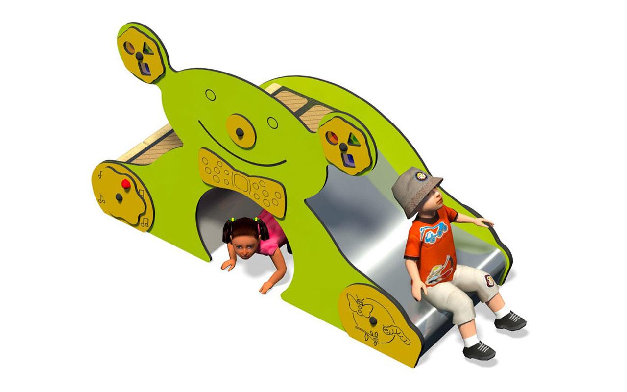 PLAY CURLY - PLAY CURLY - Giochi per Asili da esterno - Giochi per Asili da esterno