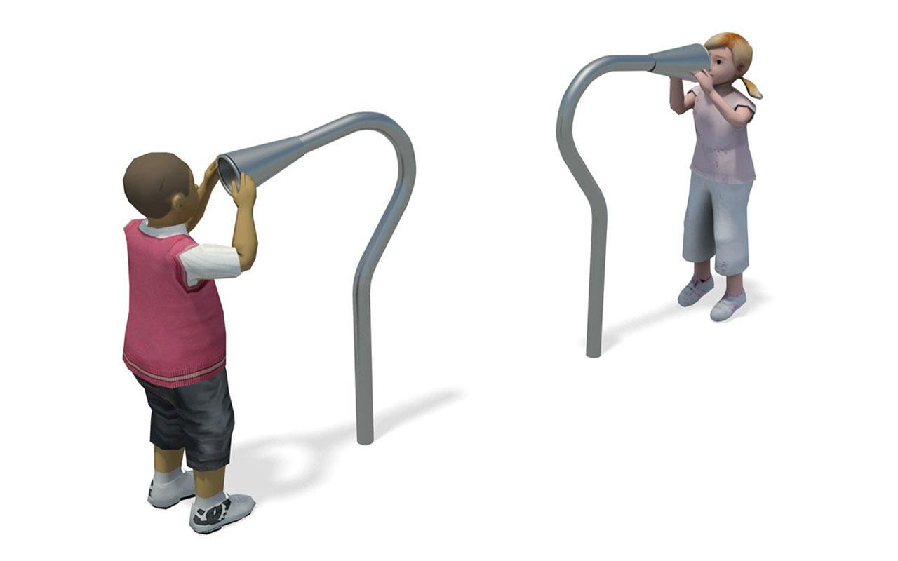 PLAY LOUDSPEAKERS - PLAY LOUDSPEAKERS - Giochi per Asili da esterno - Giochi per Asili da esterno