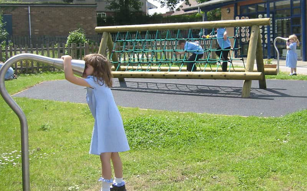 PLAY LOUDSPEAKERS - Giochi per Asili da esterno - Giochi per Asili da esterno