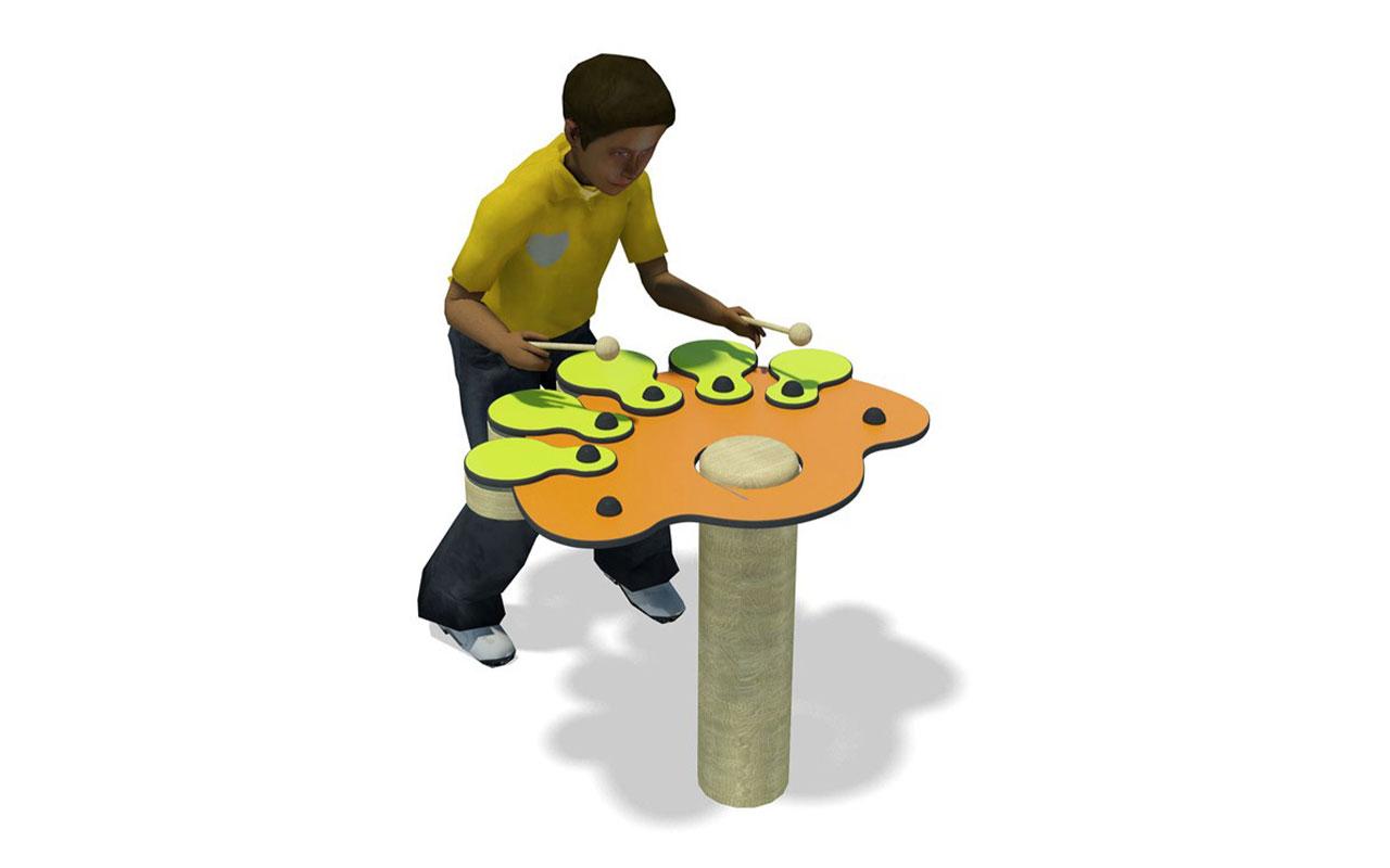 PLAY DRUMS - PLAY DRUMS - Giochi per Asili da esterno - Giochi per Asili da esterno