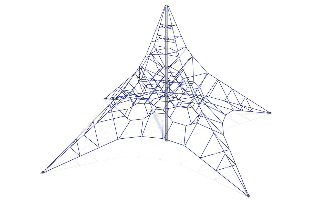 ACTIVE 6000 - Giochi di Arrampicata Piramidali