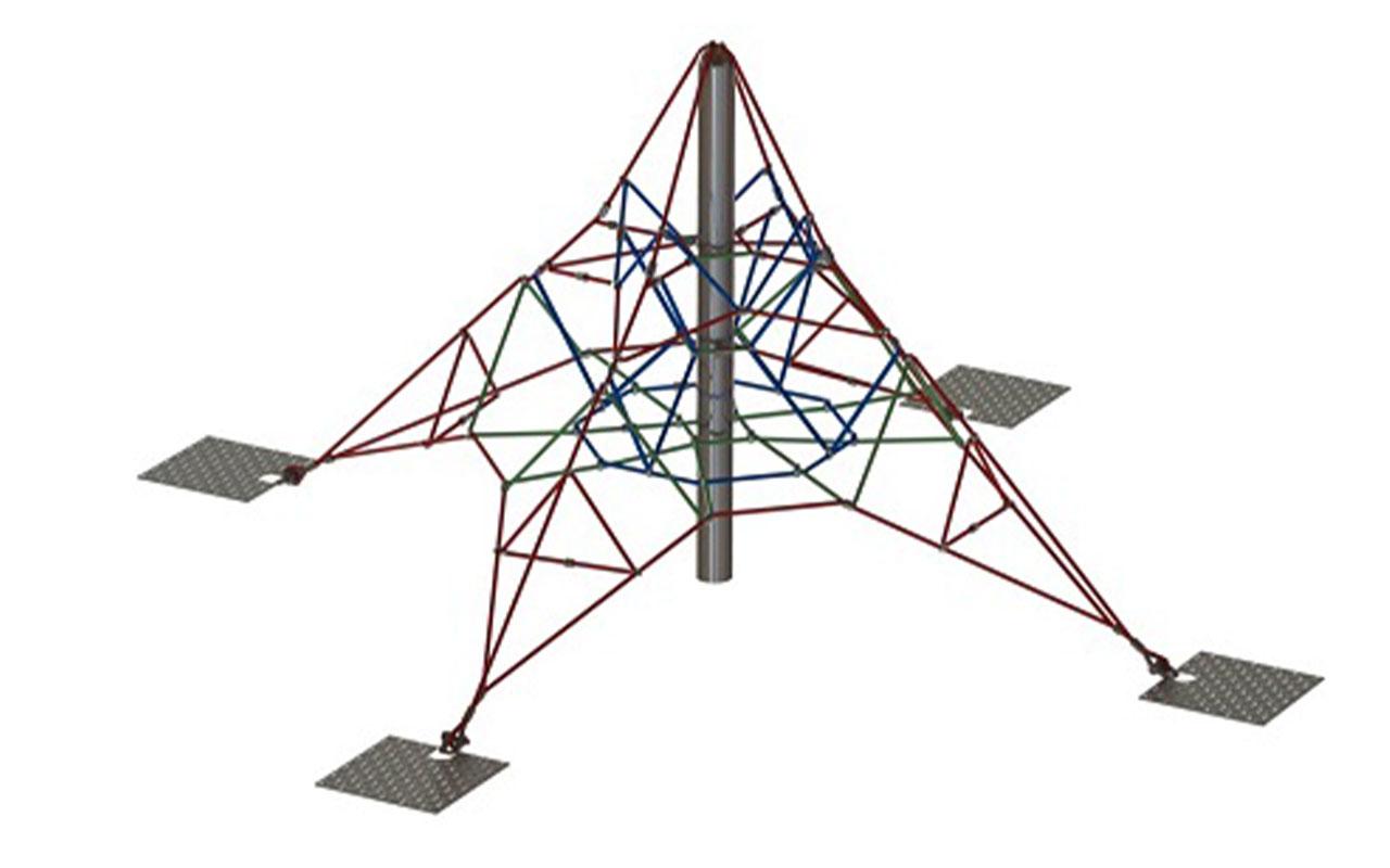 ACTIVE 2000 - Giochi di Arrampicata Piramidali