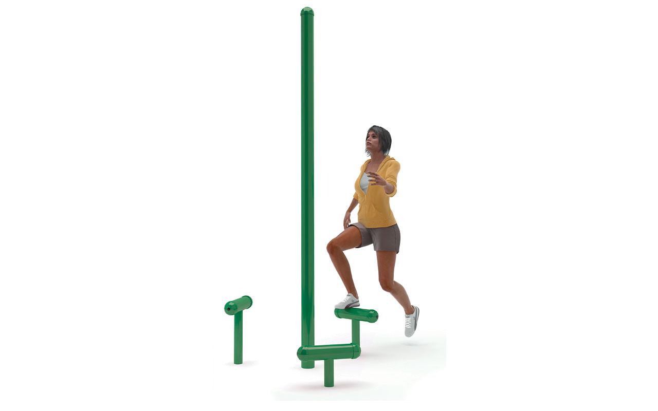 STEP UP - Fitness da Esterno - Fitness da Esterno