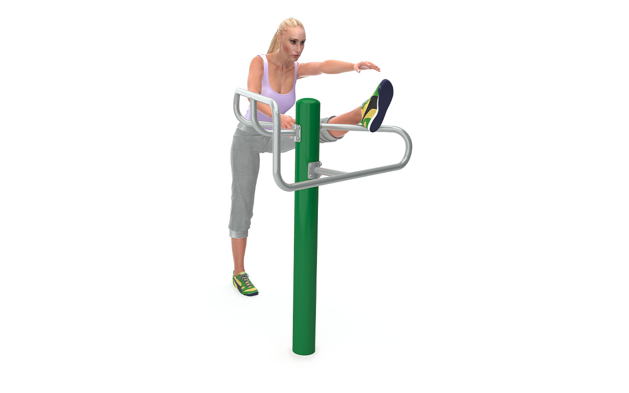 LEG STRETCH - Fitness da Esterno - Fitness da Esterno