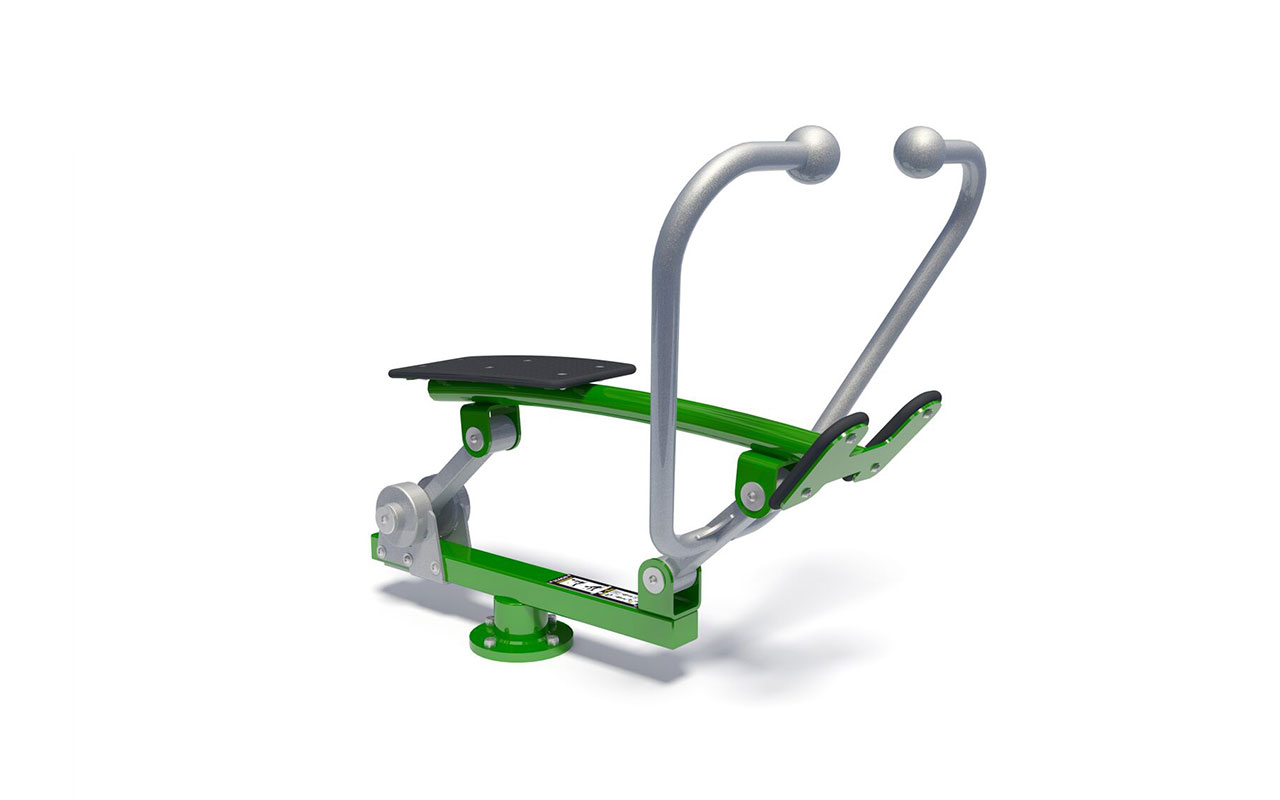 ROWER - ROWER - Fitness da Esterno - Fitness da Esterno