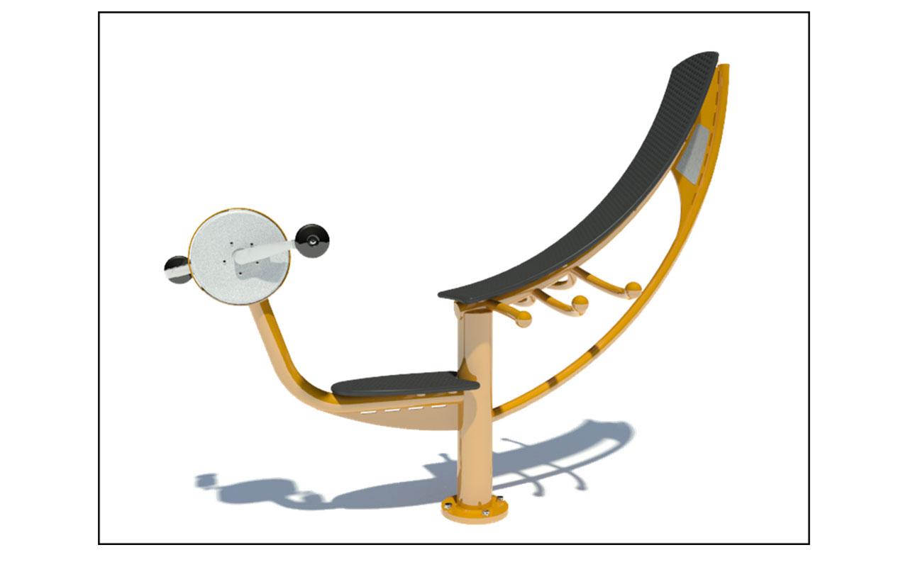 TRINITY CYCLE - Fitness da Esterno