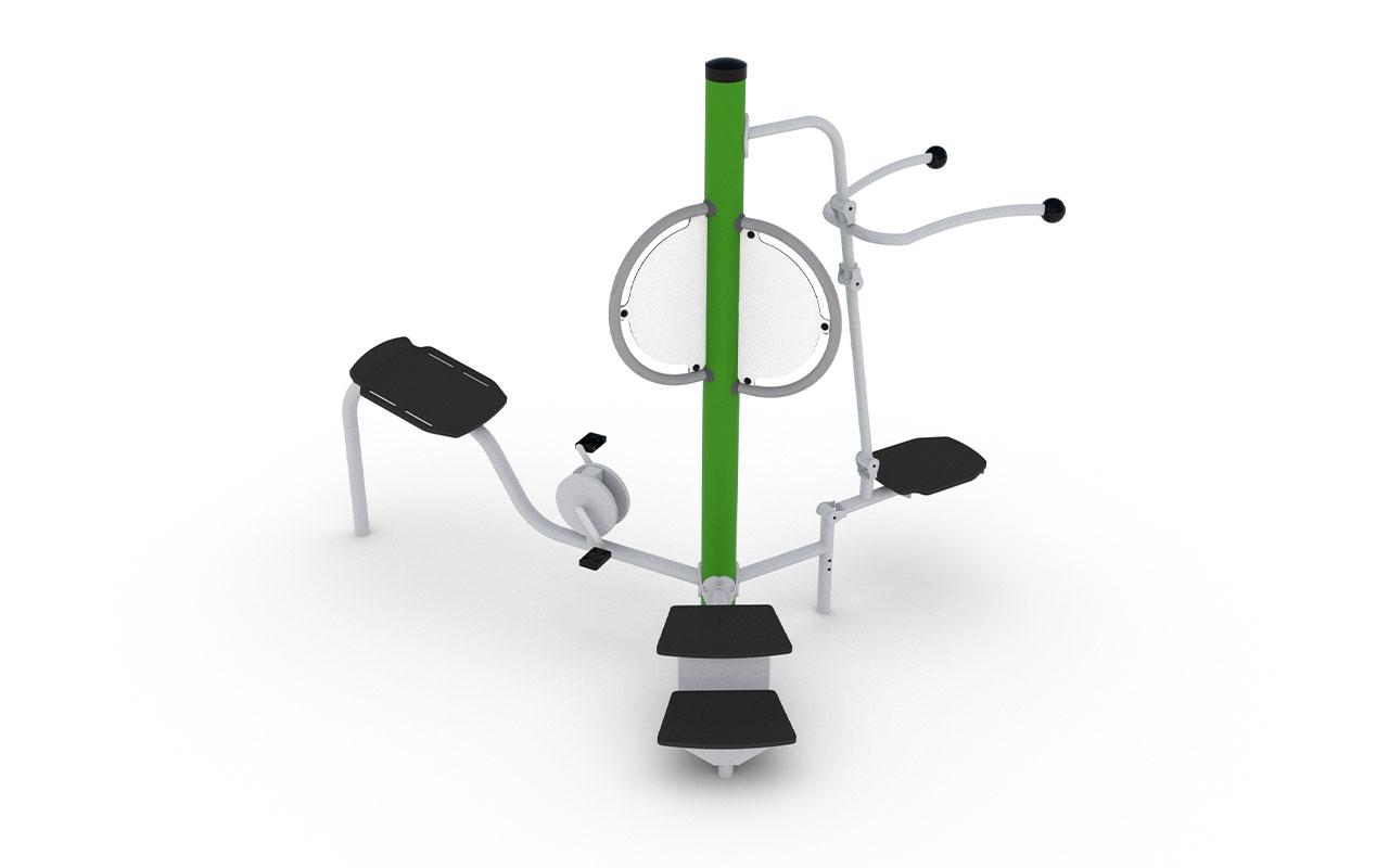 GYM FLEXO - Fitness da Esterno - Fitness da Esterno