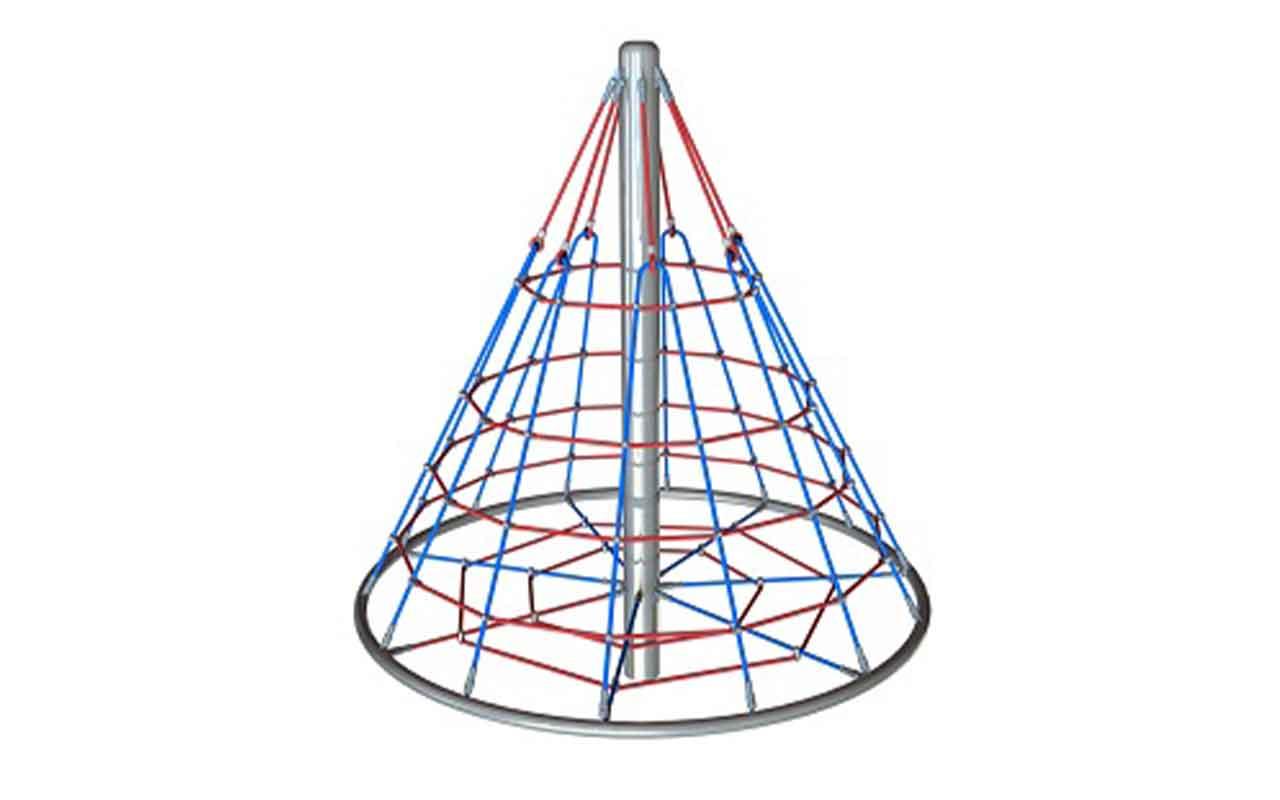Cone Cliber 2400 - Giochi di Arrampicata Rotanti
