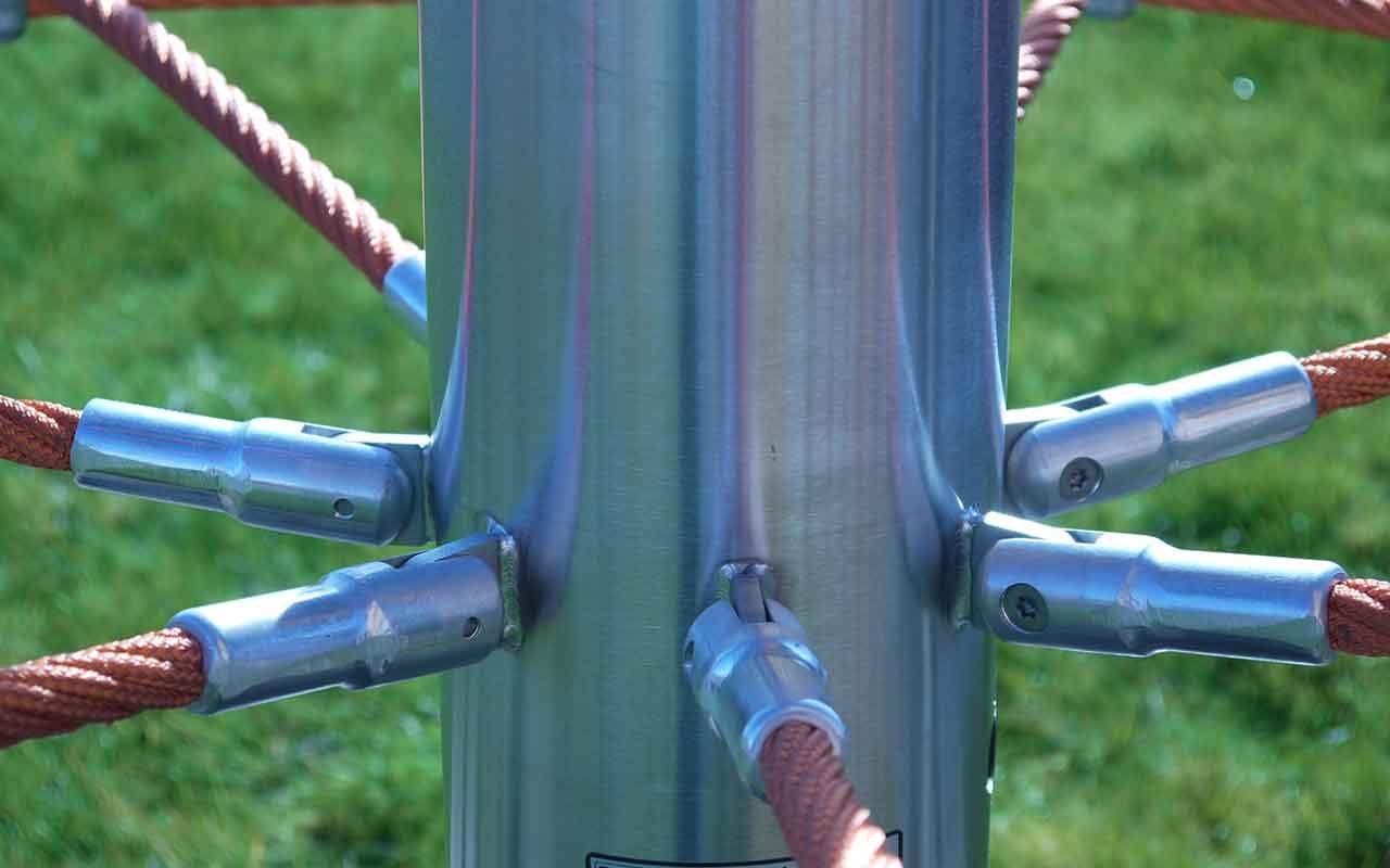 Cone Climber 2400 - Giochi di Arrampicata Rotanti
