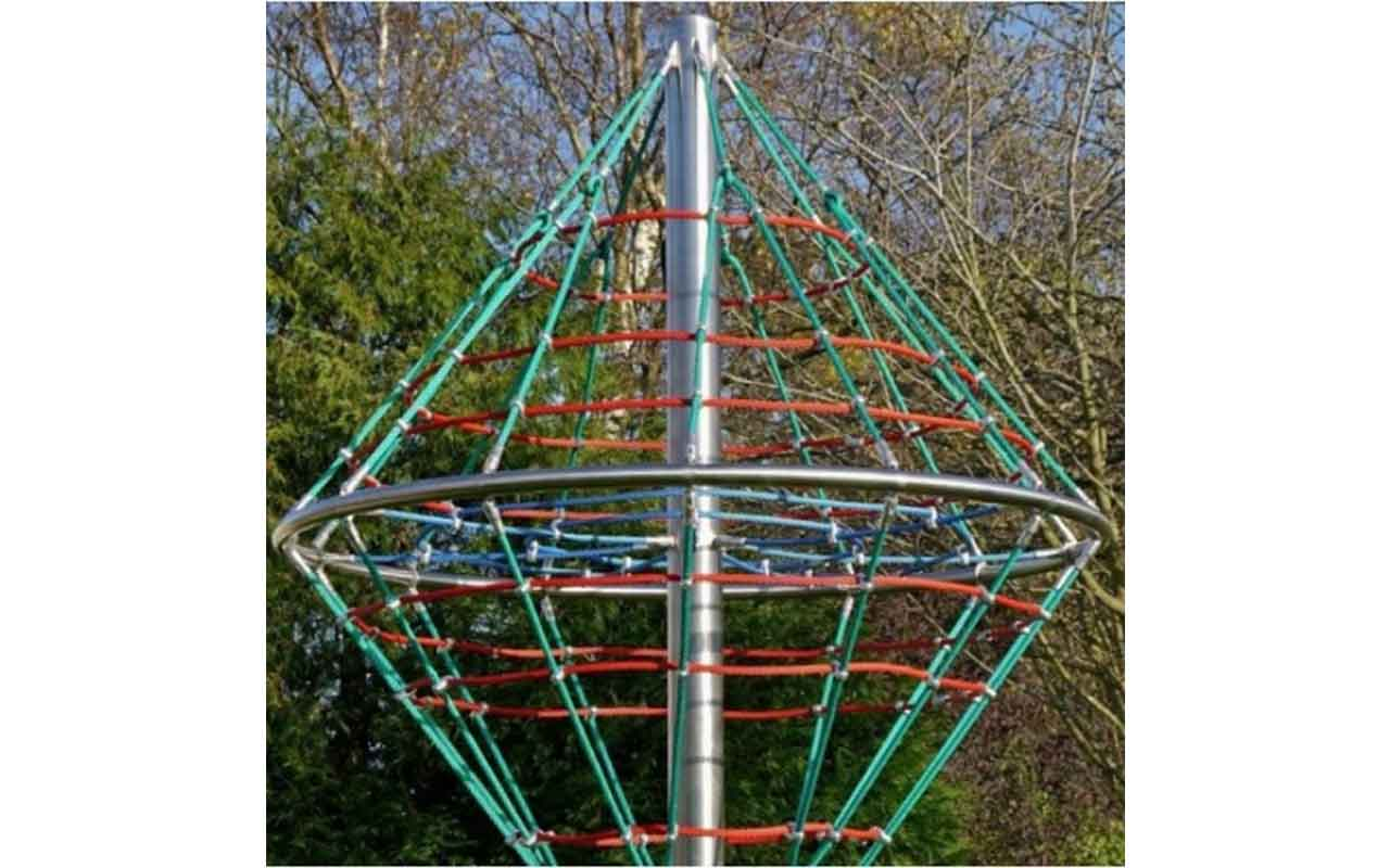 Diamond Cone Climber - Giochi di Arrampicata Rotanti