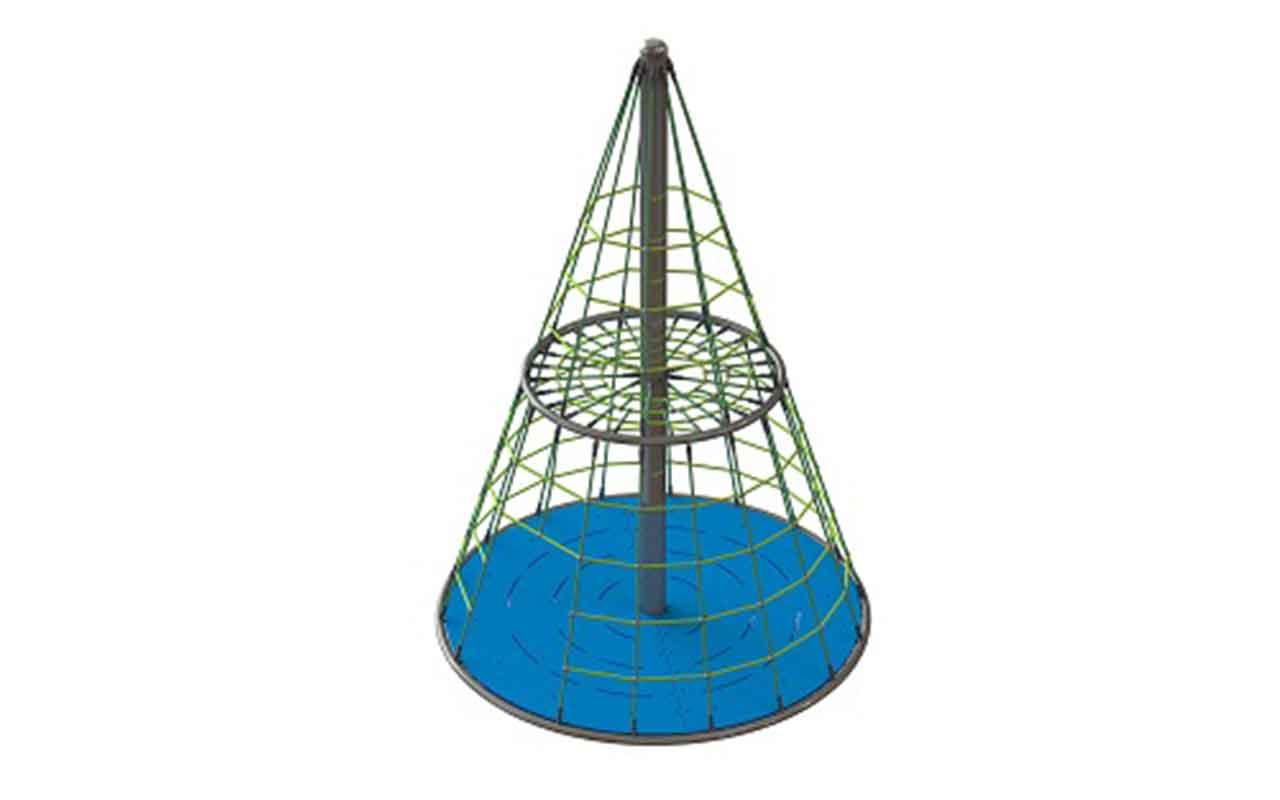 CONE CLIMBER 3900 - Giochi di Arrampicata Rotanti