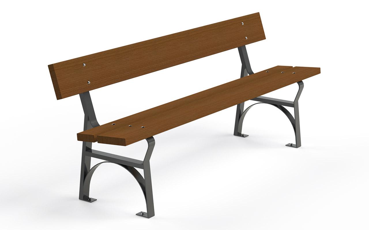 """Panchina """"Torino"""" - Panchine da Esterno"""