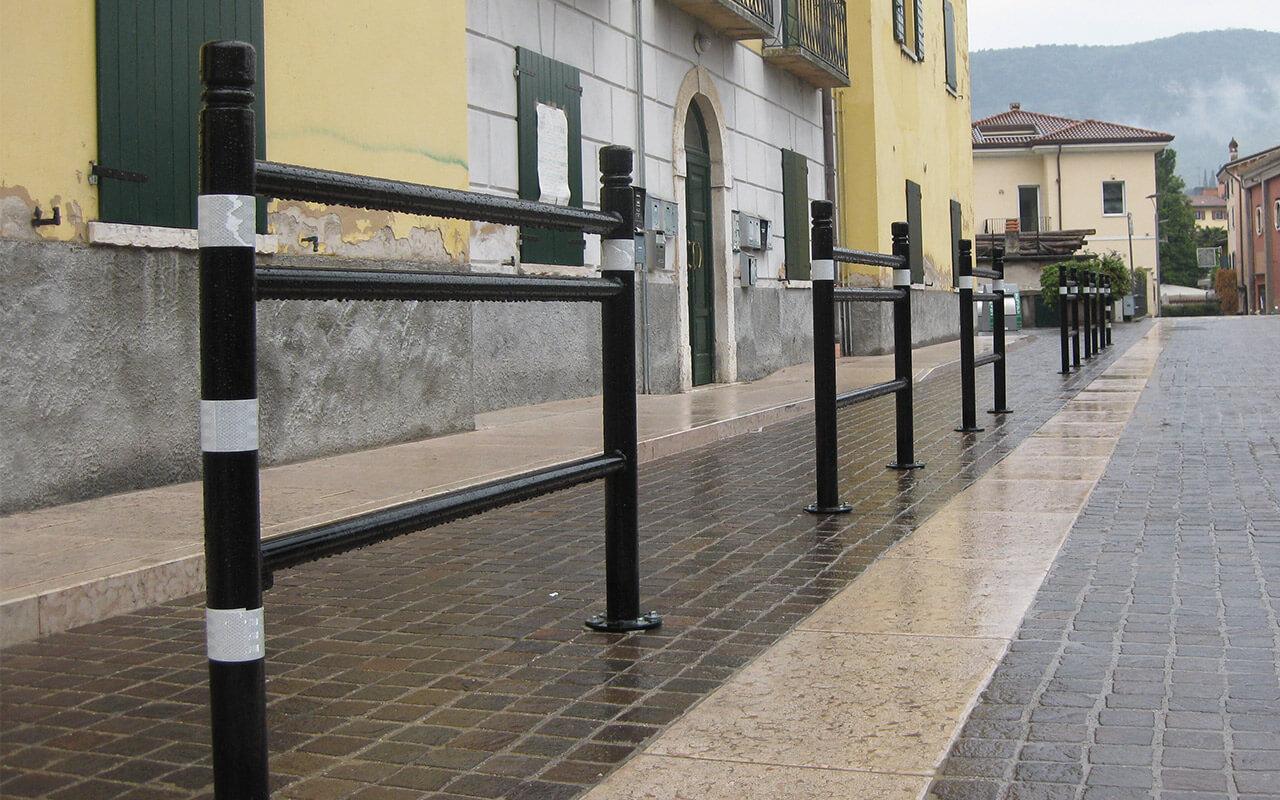 TRIO RAILING CITY - Transenne Parapedonali - Transenne Parapedonali