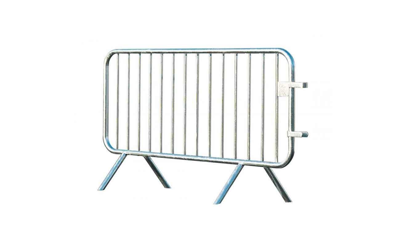 Barriera in acciaio - Transenne Parapedonali