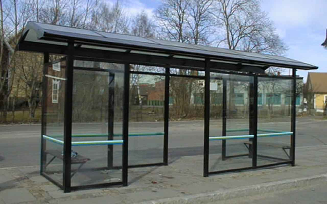 CENTRA - Pensiline Per Autobus - Pensiline Per Autobus