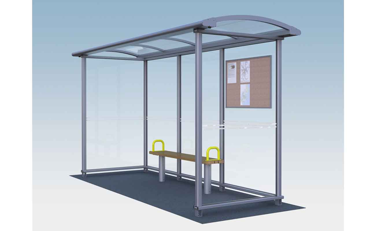 LIGHT - Pensiline Per Autobus