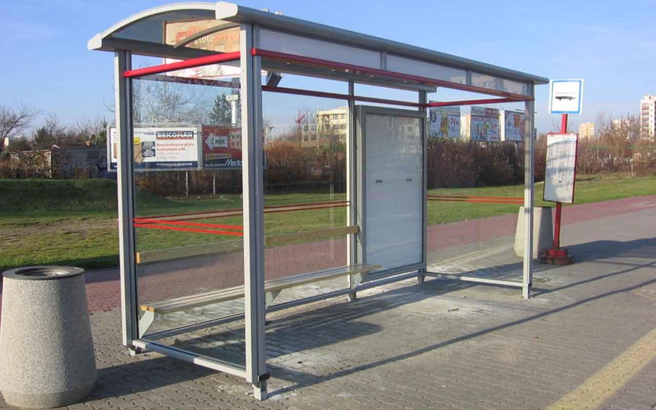 LIGHT - Pensiline Per Autobus - Pensiline Per Autobus