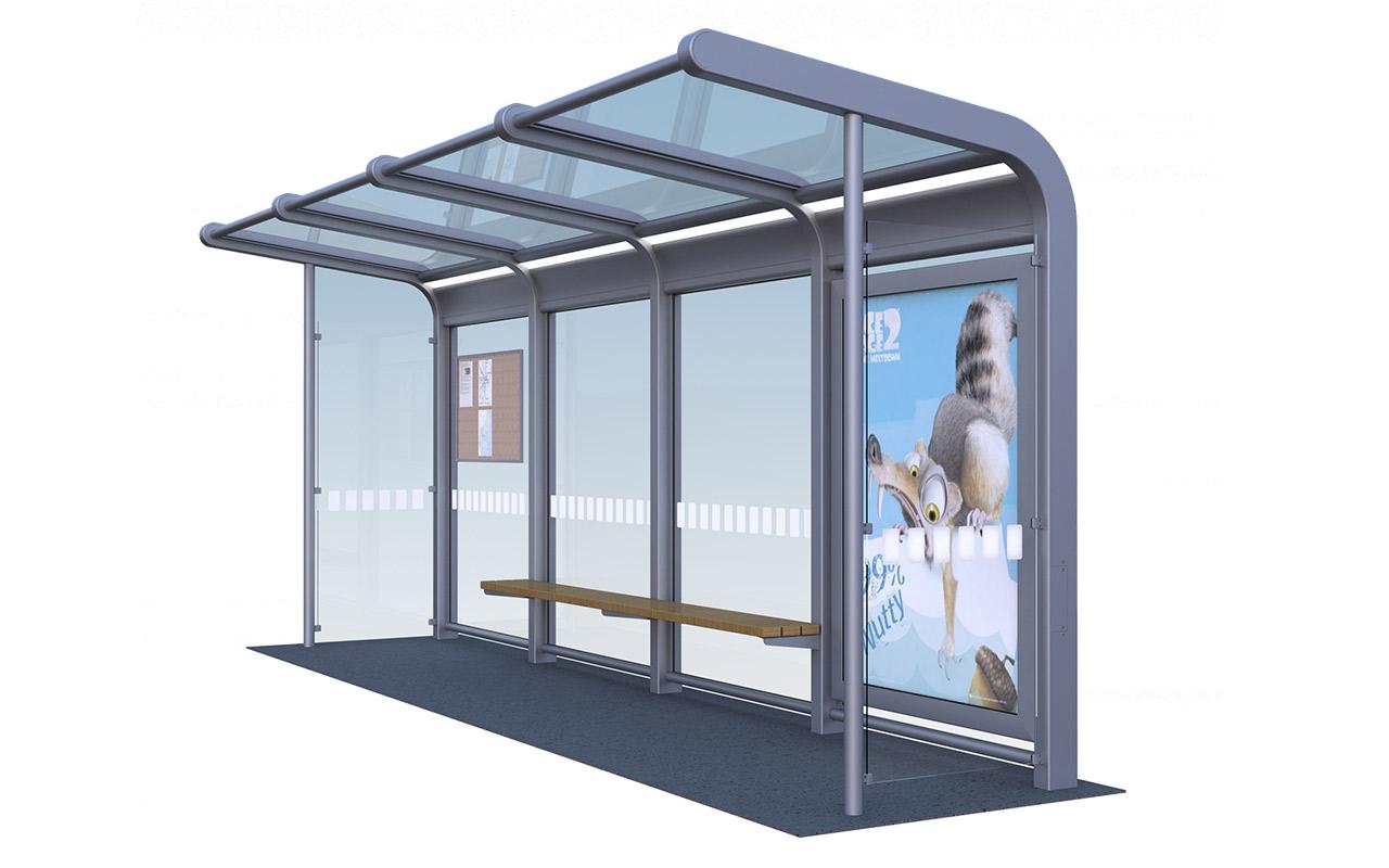 UTOPIA - UTOPIA - Pensiline Per Autobus - Pensiline Per Autobus