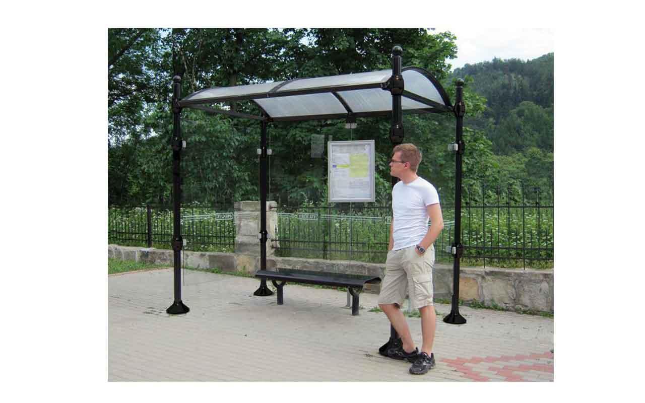 PROVENZA - Pensiline Per Autobus - Pensiline Per Autobus