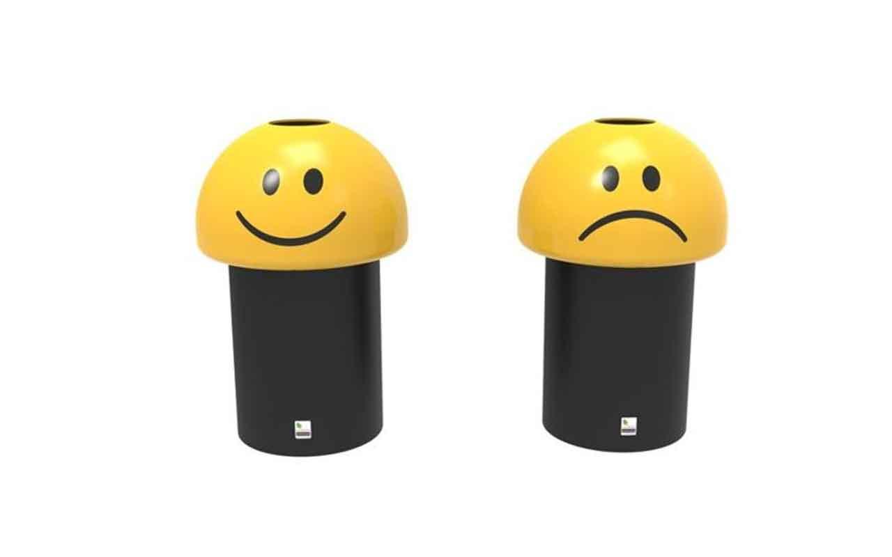 EMOJI BIN - EMOJI BIN - Raccolta Differenziata Bambini - Raccolta Differenziata Bambini