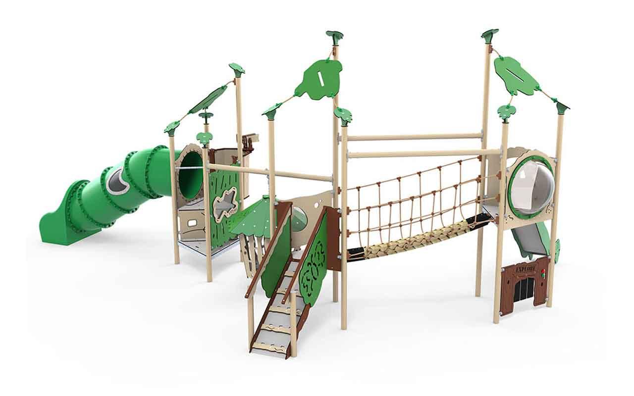 ARKON - ARKON - Attrezzature Parco Giochi - Attrezzature Parco Giochi