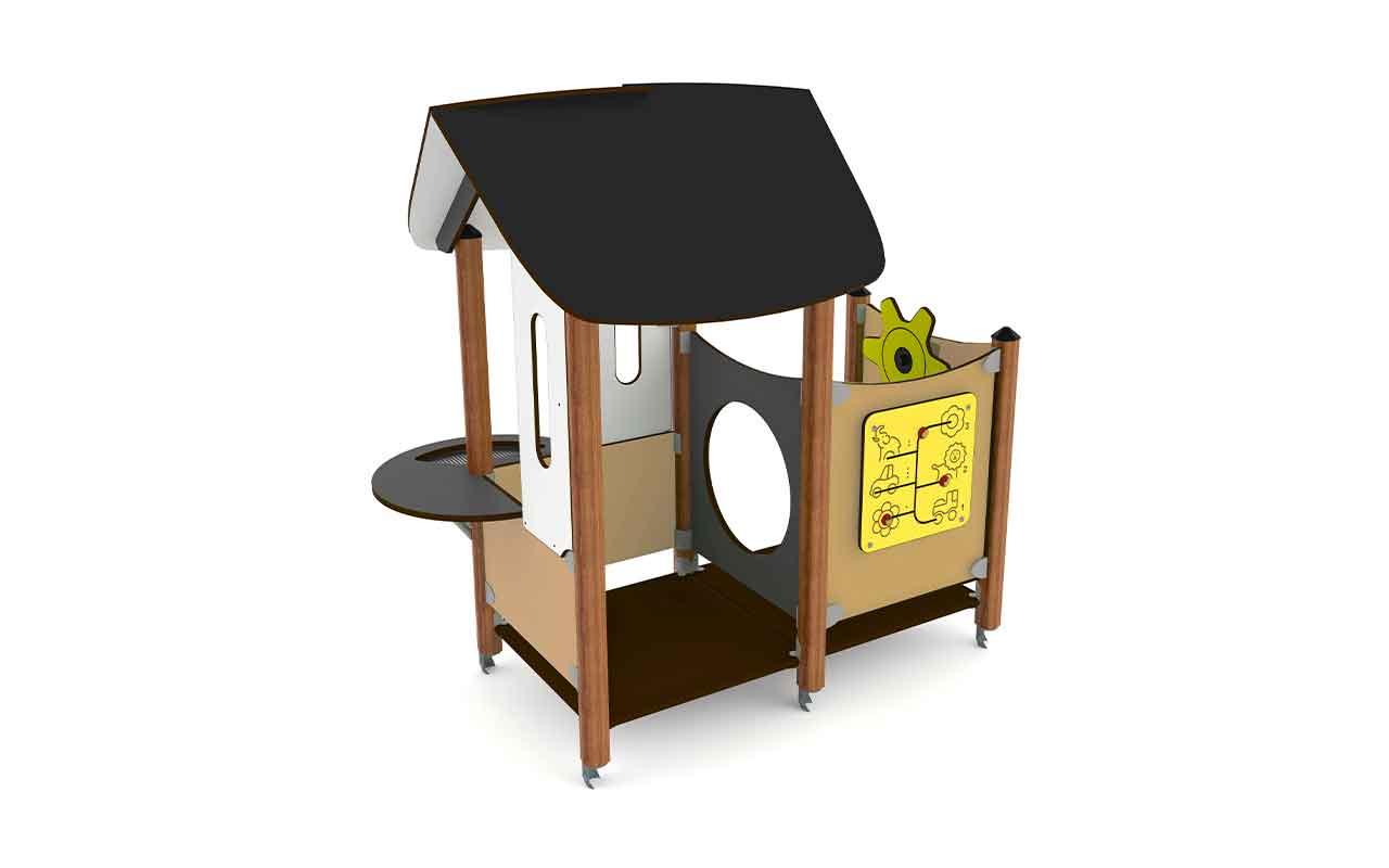 BALLERO - BALLERO - Casette e capanne in legno - Casette e capanne in legno