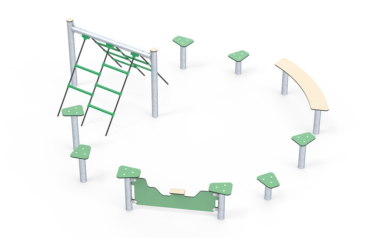 OBSTACLE COURSE - OBSTACLE COURSE - Fitness per Ragazzi - Fitness per Ragazzi
